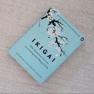 Ikigai The Japanese Secret Long & Happy Life Book